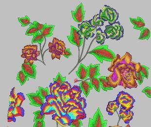 顺达刺绣把品质放在第一位的绣花厂